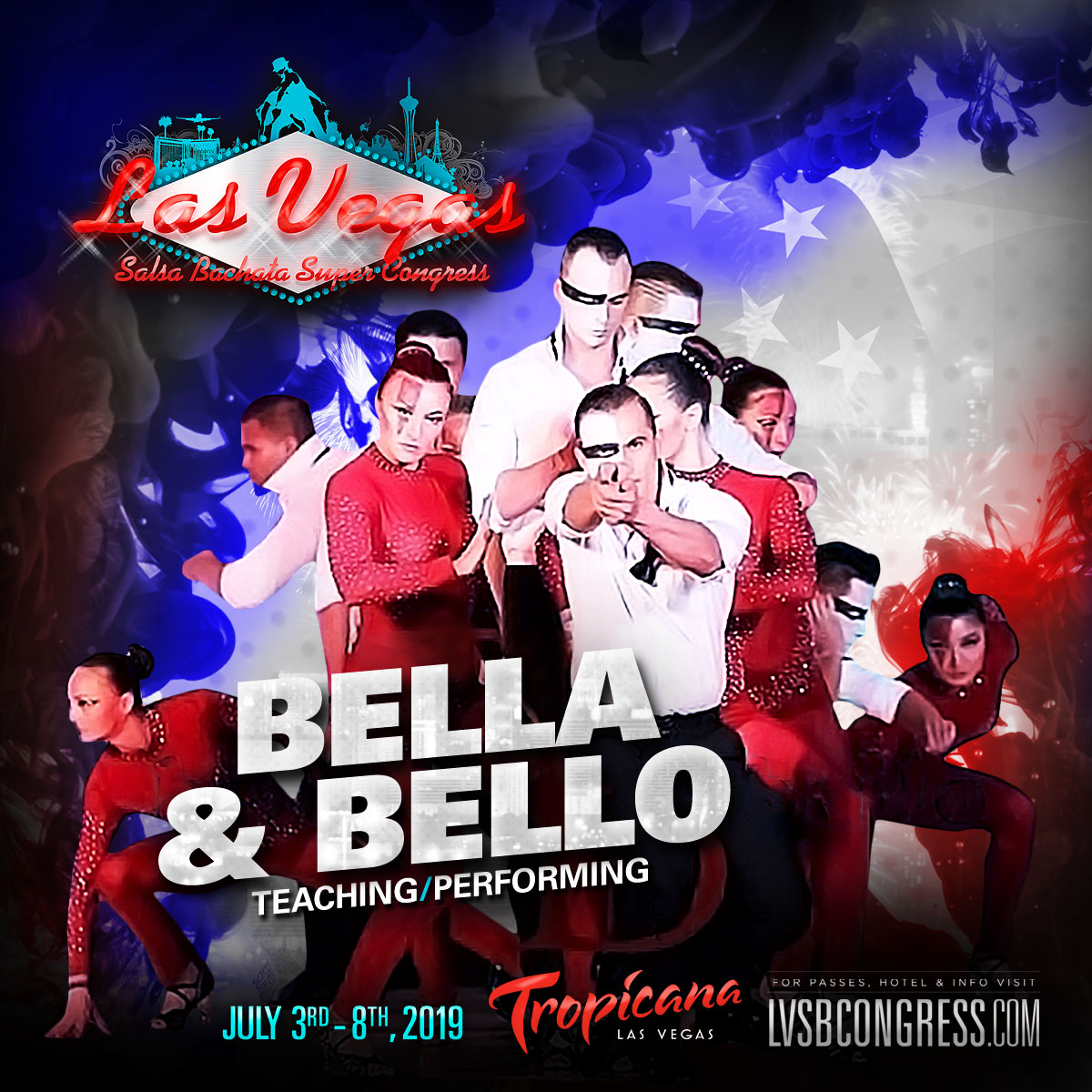 Bella and Bello 2019 LVSBSC