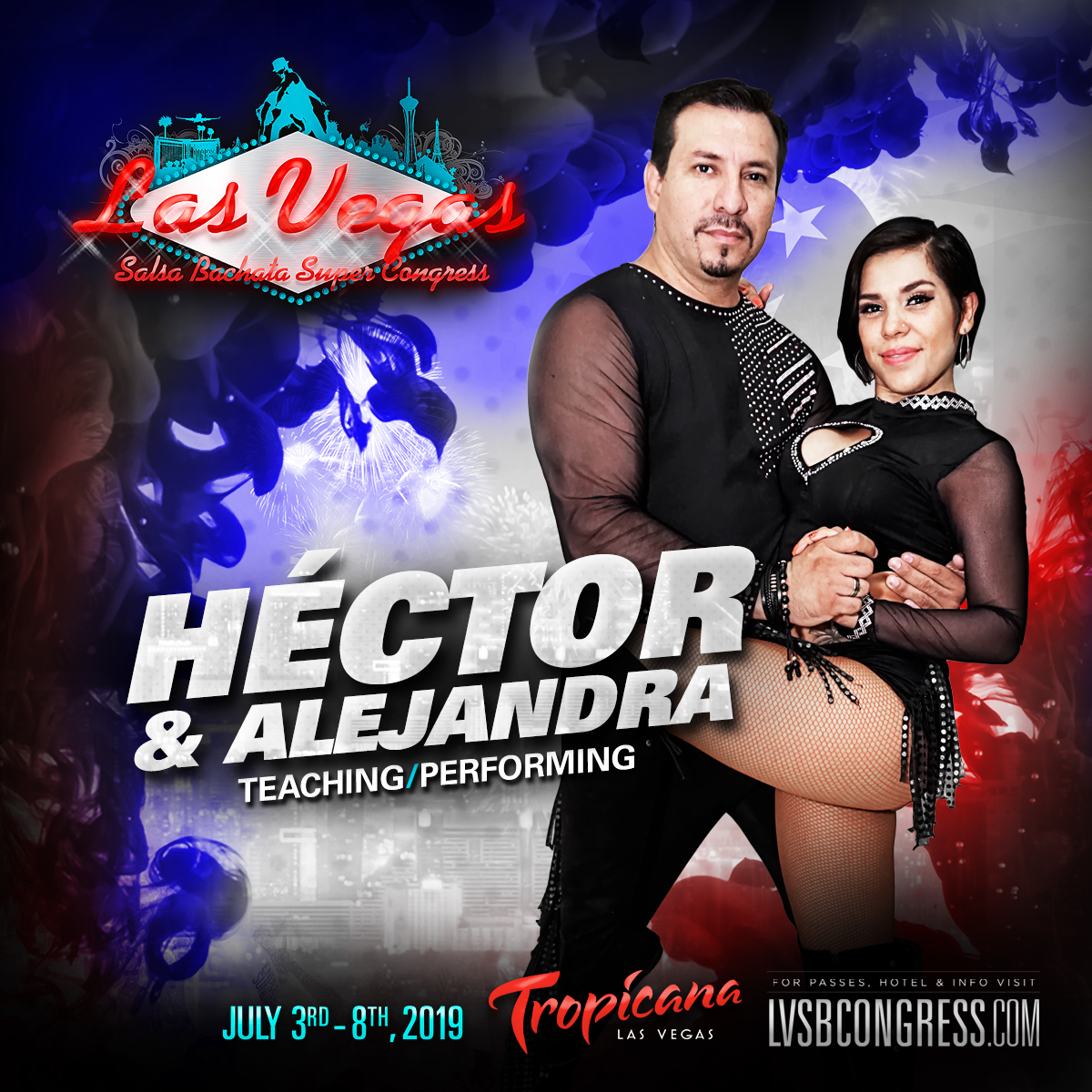 Hector and Alejandra 2019 LVSBSC