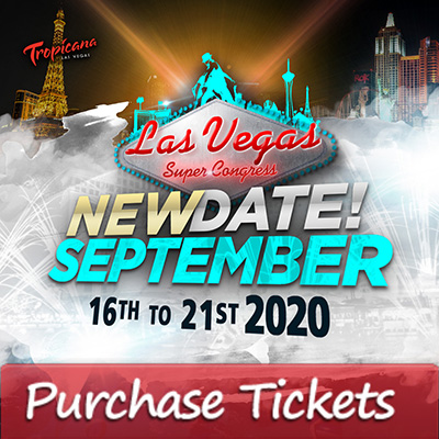Las Vegas Super Congress September 16-20th, 2020