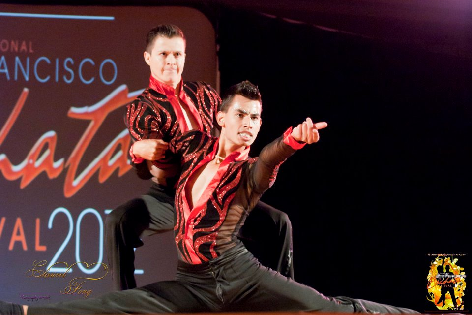 john and andrew Las Vegas Salsa Congress